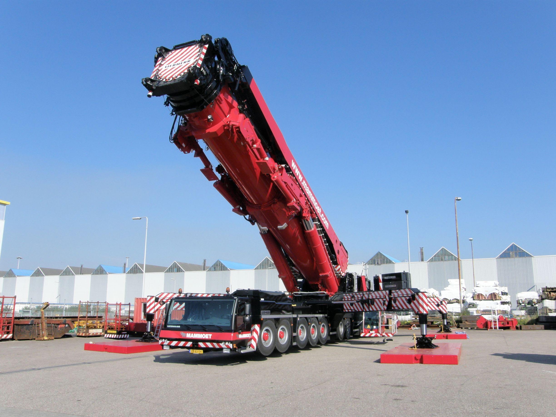Mobile Crane Apprentice Jobs Canada : Cinco wallpapers de gruas liebherr gr?as y transportes