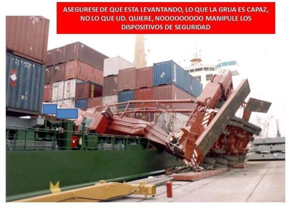Grua movil portuaria gr as y transportes p gina 3 - Todo sobre barcos ...