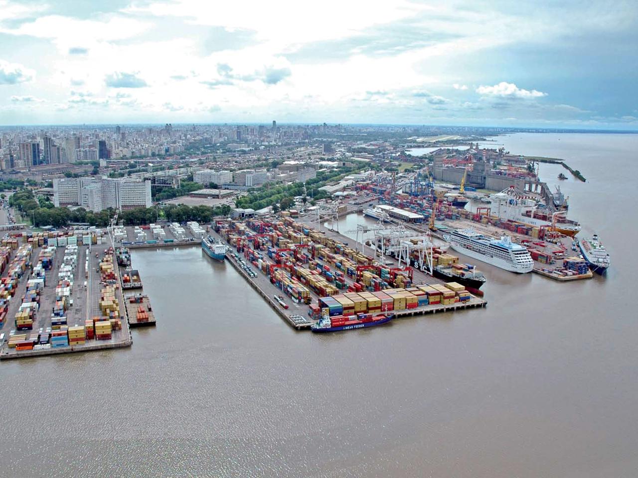 Puerto de Buenos Aires: La transición menos pensada