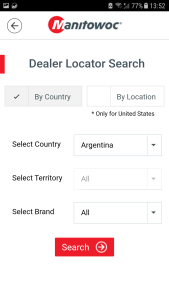 dealer locator search