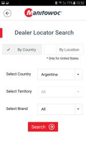 dealer locator search